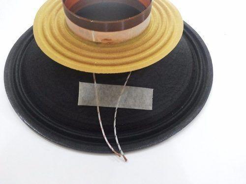 Imagem de Kit Reparo Oversound Mg12/400 8 Ohms Original Completo