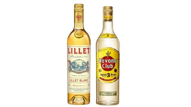 Imagem de Kit Rum Havana Club 3 Anos + Aperitivo Lillet Blanc 750ml