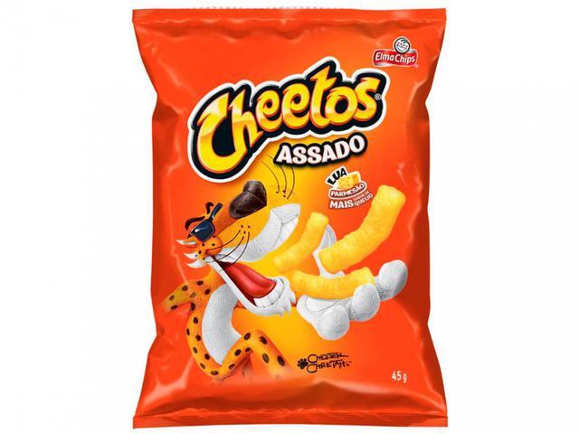 Imagem de Kit Salgadinho Lua Parmesão 45g Cheetos