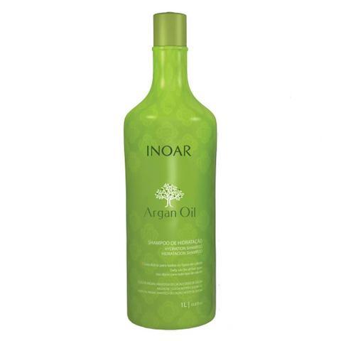Imagem de Kit Shampoo + Condicionador Inoar Argan Oil