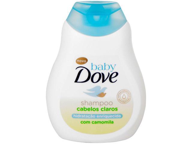 Imagem de Kit Shampoo Dove Baby Hidratação Enriquecida