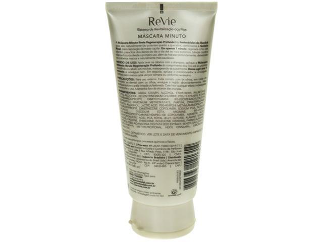 Imagem de Kit Shampoo e Máscara Revie Regeneração Profunda
