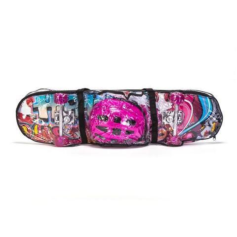 Imagem de Kit Skate Feminino com Acessórios - Unik Toys