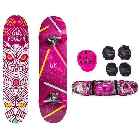 Imagem de Kit Skate Feminino