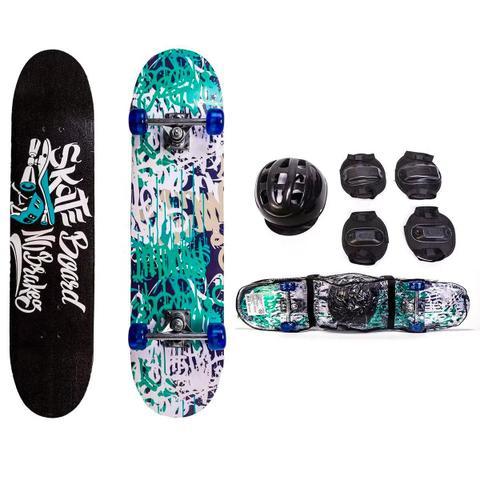 Imagem de Kit Skate Masculino