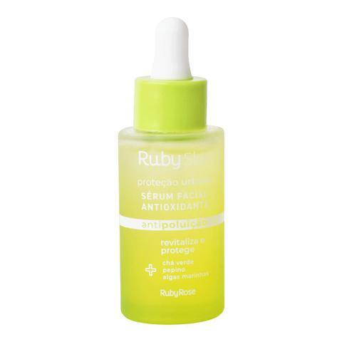 Imagem de Kit Skin Proteção Urbana Ruby Rose Limpeza e Cuidado Facial