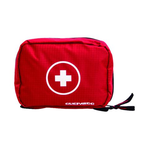 Imagem de Kit Sobrevivência: Mini Lanterna Blitz + Canivete Xisco + Apito de Emergência + Bússola + Estojo de Primeiros Socorros