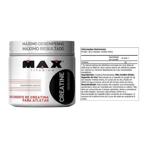 Imagem de Kit Suplementos Ganho de Massa Muscular - Max Titanium