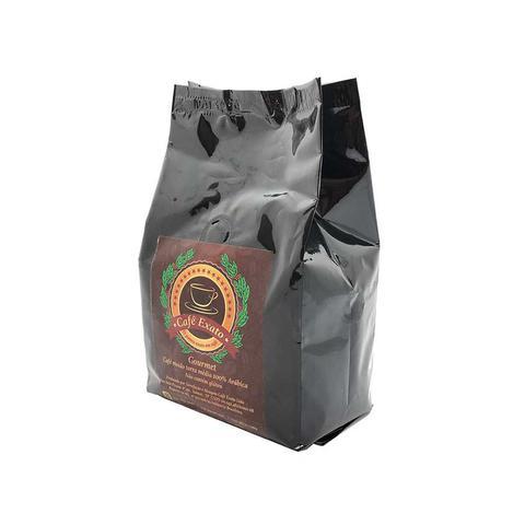Imagem de Kit Suporte e Coador Hario com Jarra 700ml Vidro + Filtro Hario 02 40 Uni + Chaleira Hario Buono 1L + Café Gourmet 250g