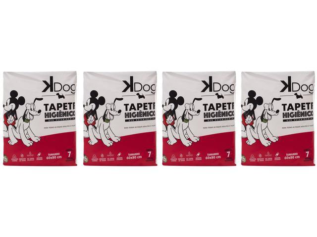 Imagem de Kit Tapete Higiênico KDog Disney 80x60cm