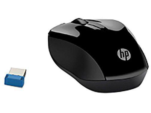 Imagem de Kit Teclado e Mouse sem Fio HP 300