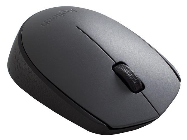 Imagem de Kit Teclado e Mouse Sem Fio Logitech