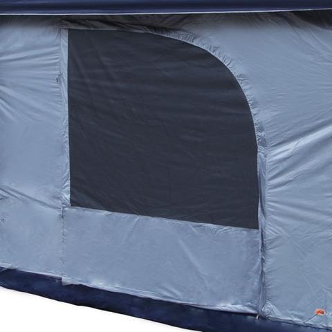 Imagem de Kit Tenda Gazebo 3x3 metros Articulado IWGZA-3BR Branco + Parede Impermeável Transform Nautika