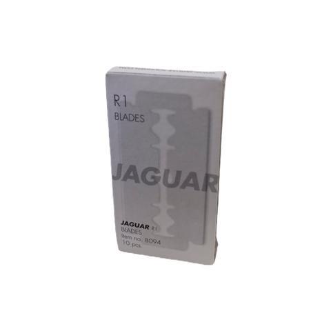 Imagem de Kit Tesouras Profissionais Jaguar Fio Navalha E Desbaste 5.5