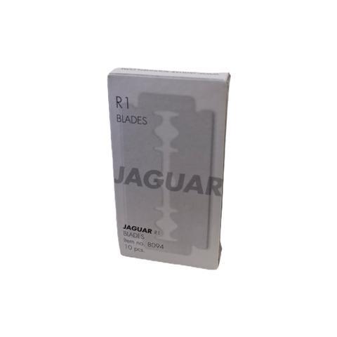 Imagem de Kit Tesouras Profissionais Jaguar original  Fio navalha E Desbaste 5.5