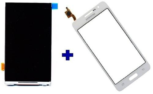 Imagem de Kit Touch + Display Lcd Galaxy Gran Prime Duos G530 Branco