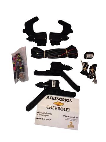 Imagem de Kit trava eletrica novo corsa max 2004  2012 4 portas - 94713632