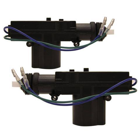 Imagem de Kit Trava Elétrica Universal 4 Portas Dupla Serventia