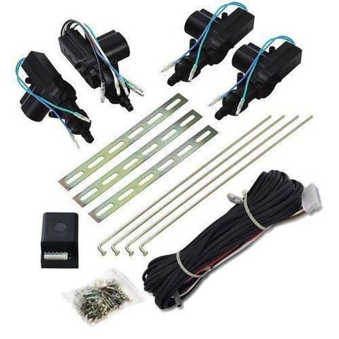 Imagem de Kit Trava Elétrica Universal 4 Portas Rs-04br Roadstar