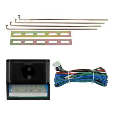 Imagem de Kit Travas Elétrica Universal 4 Portas Dupla Serventia Tech