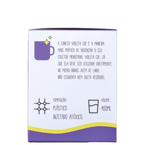 Imagem de Kit Violeta Cup Tipo B Rosa (2 Produtos)