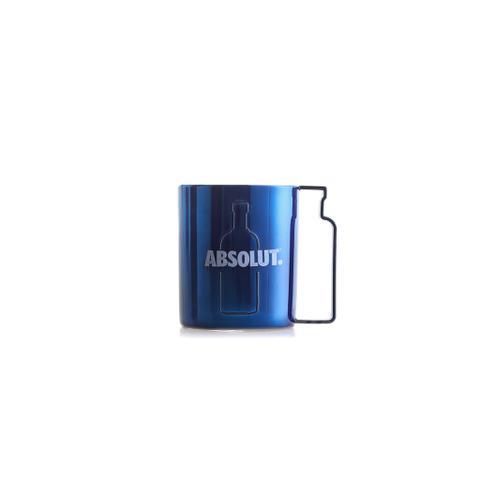 Imagem de Kit Vodka Absolut Original 750ml + Caneca plástico 300ml