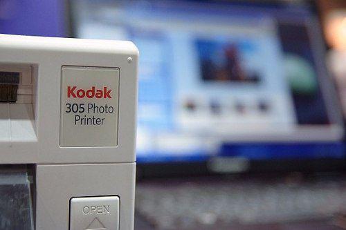 Imagem de KODAK 305 Impressora Fotográfica Térmica