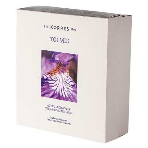 Imagem de Korres Tolmis Kit - Deo Parfum + Hidratante Corporal