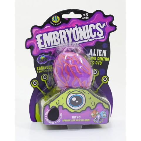 Imagem de Kryo Embryonics Alien Surpresa - DTC 5042