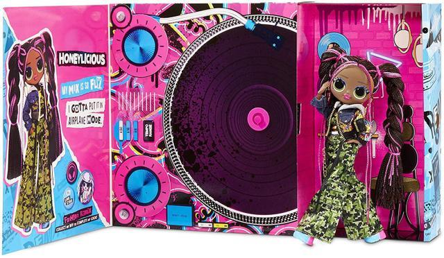 Imagem de L.o.l. surprise omg new remix