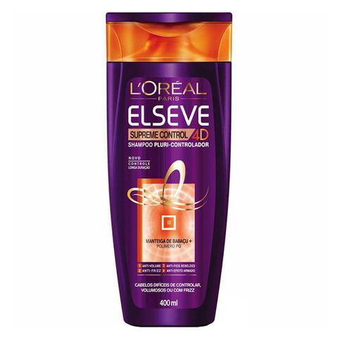Imagem de L'Oréal Paris Elseve Supreme Control 4D - Shampoo