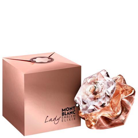 Imagem de Lady Emblem Elixir Montblanc Eau de Parfum - Perfume Feminino 75ml