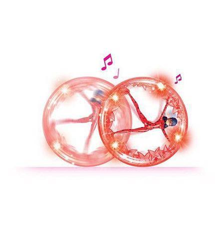 Imagem de Ladybug Miraculous Roda Giratoria Com Musicas E Luz Sunny
