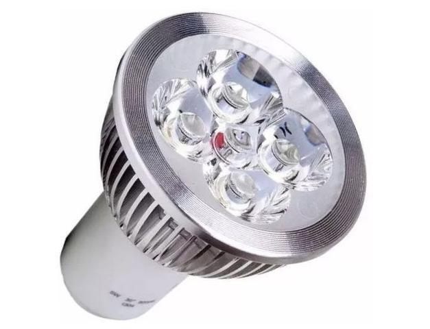 Imagem de Lampada 5w 6000k LED Dicroica MR16 GU10 Bivolt Branco Frio
