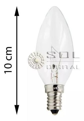 Imagem de Lâmpada Depurador Electrolux DE60B / DE60X / DE80B / DE80X - Tensão: 127V