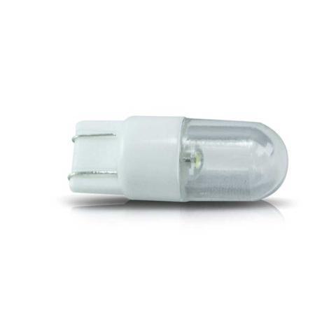 Imagem de Lâmpada esmagada grande pingão led branco 12v 10 pçs meia luz painel luz de teto luz de placa