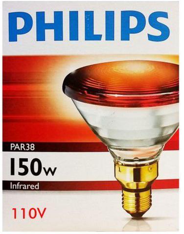 Imagem de Lâmpada Infravermelho Philips 150W