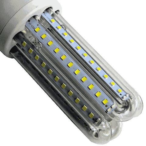 Imagem de Lâmpada Led 16W Kit 5 Unidades E27 Branco Frio 6400k Econômica Bi volt WMT2426
