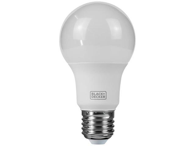 Imagem de Lâmpada LED 9,8W 3000K Amerela Black + Decker