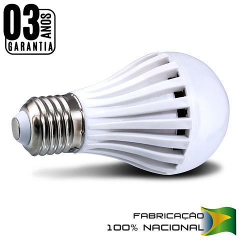 Imagem de Lâmpada Led SMD Bulbo 12V 6W 6500K 720 Lúmens E27 Autopoli Branco Frio