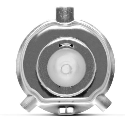 Imagem de Lâmpada Super Branca H4 4200K 75/70W 24V Efeito Xênon Caminhão