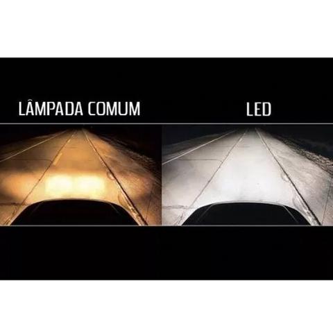 Imagem de Lampada ultra led xtreme fiat uno mille way 1995 a 2012 farol alto e baixo