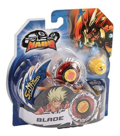 Imagem de Lançador Infinity Nado Beyblade Blade - Candide 3901