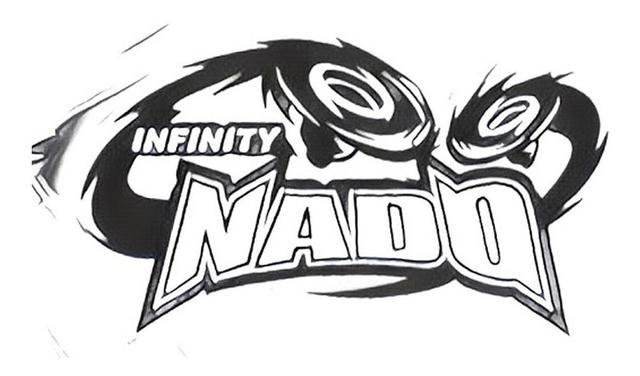Imagem de Lançador Infinity Nado Fiery Dragon Metal - Candide 3919
