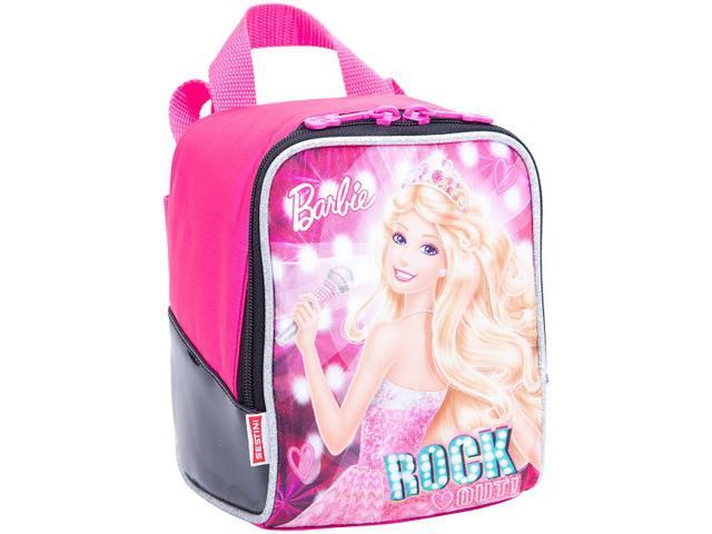 Imagem de Lancheira Barbie Sestini Rock n Royals