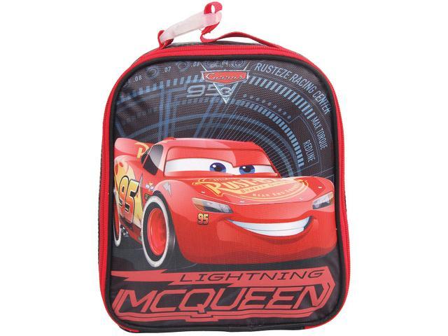 49d35cd06 Lancheira Carros Disney Pixar Lightning McQueen - Térmica Dermiwil ...
