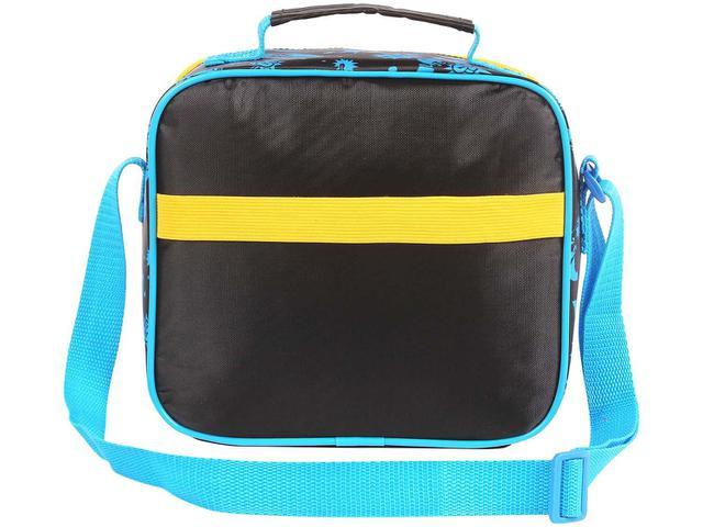 Imagem de Lancheira Infantil Térmica Escolar Azul DMW Plus