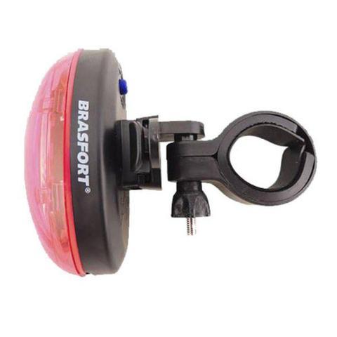Imagem de Lanterna de Segurança Traseira para Bicicleta Brasfort