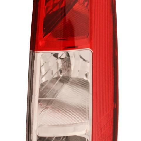 Imagem de Lanterna Fiesta Hatch 2008 2009 2010 2011 2012 2013 2014 Cristal