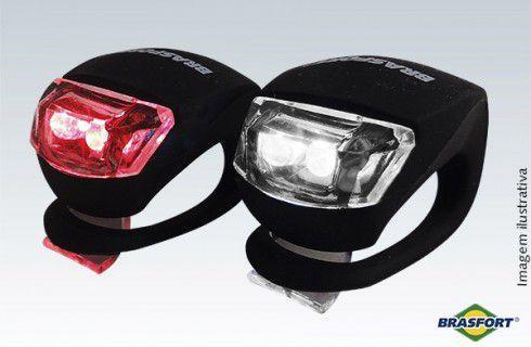 Imagem de Lanterna LED para Bicicleta com 2 Unidades 7864